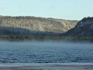 <b>River Fog by Dan Wilson</b>