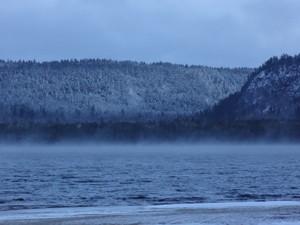 <b>Frosty River by Dan Wilson</b>