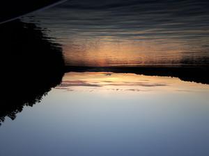Sunset by P. MacDonald